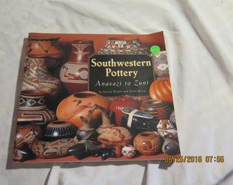 Southwestern Pottery: Anasazi to Zuni Paperback – October 1, 1996 by Allan Hayes John Blom