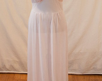 "Miss Swanks ""Nystrom"" Floor length Night Gown!"