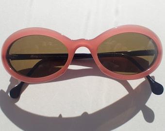 Neostyle Sunglasses Pink/Black Frame