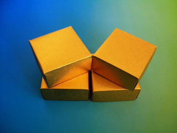 4 Origami Boxes Gift Boxes Decorative Boxes Party Favor