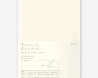 Midori MD Notebook - 10th Anniversary Edition - A5 - White Grid
