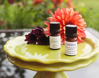 Goddess Organic Essential Oil Blend 5ml