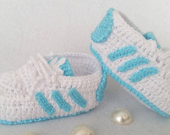 Adidas Style shoe for newborn