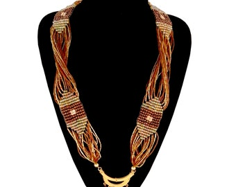 African Feeling Necklace