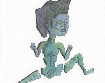 Dream Goblin - Print
