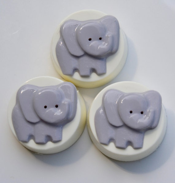 Elephant Baby Shower Favors 12first Birthday Baby Shower