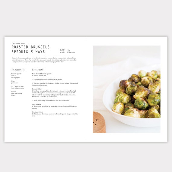 Indesign Cc Cookbook Template