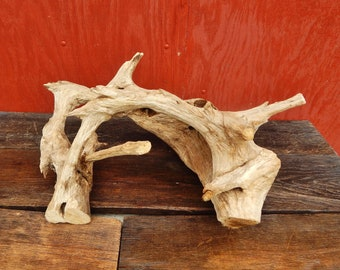 "Loose Natural Driftwood/Root Fish Aquarium Decoration 24"""