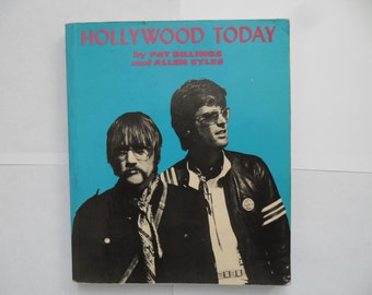 Hollywood Today 1971  International film guide series