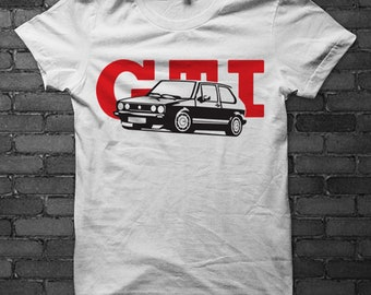 VW Golf Mk1 GTI | Petrolhead | T-shirt