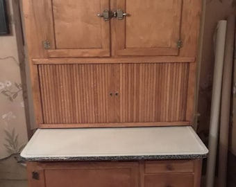 Unique Danish Hoosier cabinet or Vintage Bar