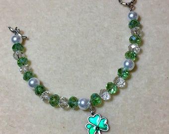 Saint Patrick's Day Bracelet