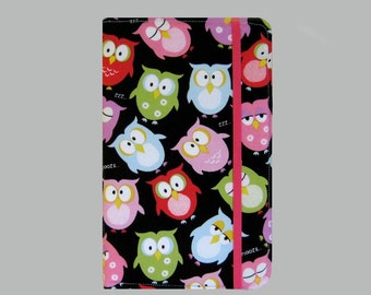 Kindle Cover Hardcover, Kindle Case, eReader, Kobo, Kindle Voyage, Kindle Fire HD 6 7, Kindle Paperwhite, Nook GlowLight Sleepy Owls