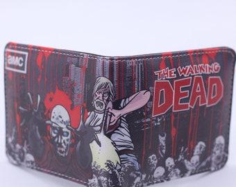 The Walking Dead Bifold Wallet