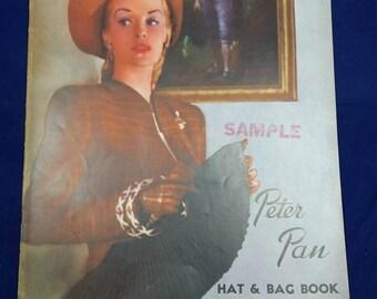 Peter Pan Hat & Bag Book Volume 6