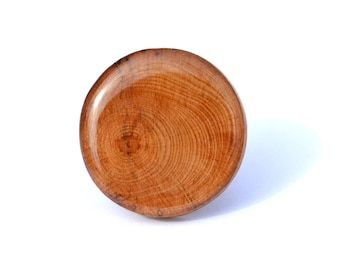 Natural Wood Statement Ring. Wood Ring, Large Statement Ring, Adjustable Ring. Statement jewelry by Starlight Woods