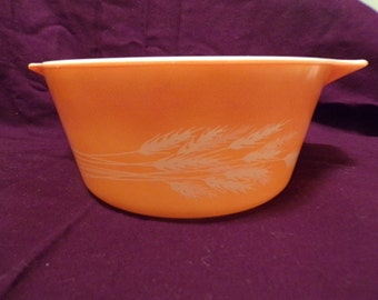 Pyrex Autumn Harvest 474-B