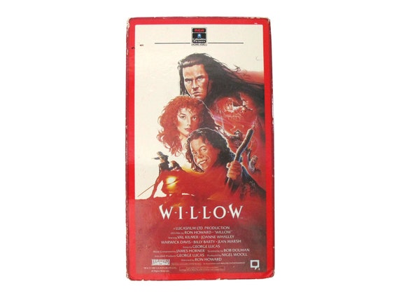 Willow VHS