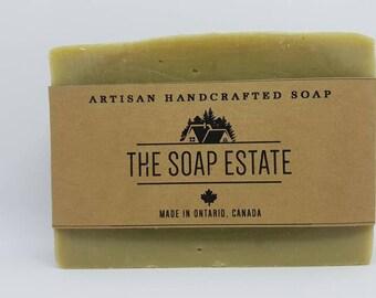 Pine and Cedarwood Soap