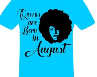 Birthday Month shirt