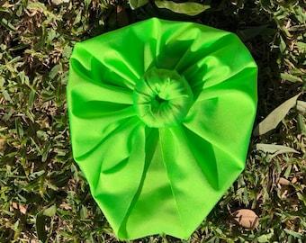 Lime Green Turban