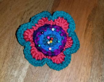 Flower Pincushion Ring