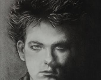Art Print The Cure Robert Smith