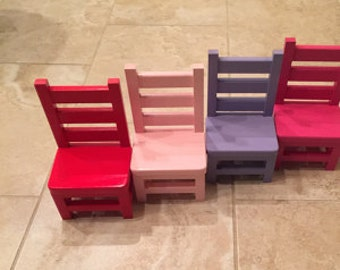 Free Shipping-Chair For 18 Inch Doll's Like The AMERICAN GIRL DOLL