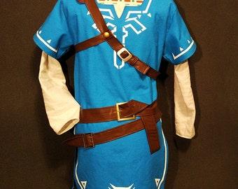 The Legend of Zelda - Breath of Wild - Link Cosplay