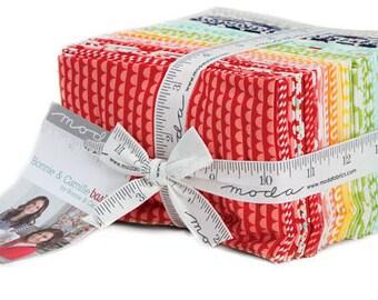 Basics by Bonnie & Camille 40 FE Bundle 100% cotton 55023F8