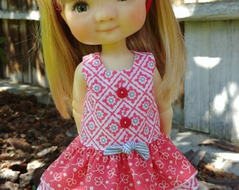 "PERFECTLY SUMMER made to fit 11"" Patti Meadowdoll  by Darla"
