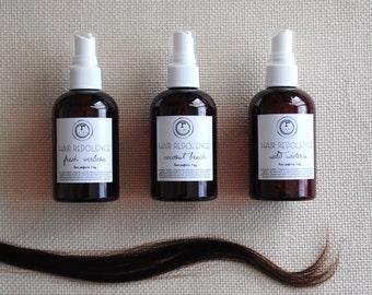 Hair Redolence, Hair Perfume, Hair Spray, Hair Mist, Beach, Fresh, Floral