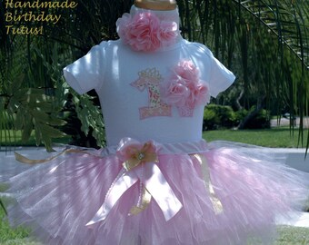 1st birthday girl tutu outfit,floral 1st birthday outfit girl,floral tutu outfit,flower girl tutu dress,baby girl one year old outfit