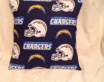 San Diego Chargers Pillow