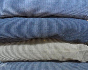 70's vintage imperfect Levi corduroy pants, lot of 6 colors, wear or make your own cutoffs or craft projects