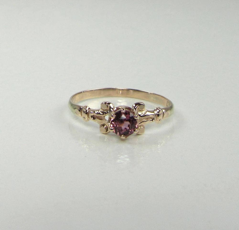 rh rings garnet costar rhodolite ring