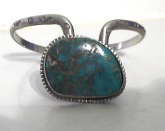 Turquoise Single stone bracelet