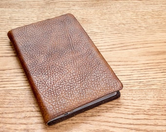 Full Grain Cowhide Leather Bible, NIV Thinline
