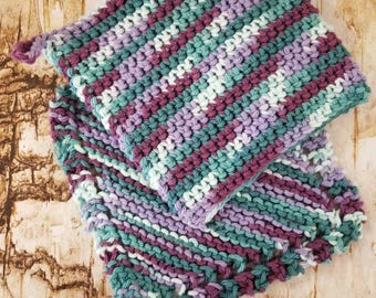 Crochet Pot Holder set, Hot Pad, Trivet, kitchen accessories, cotton pot holders