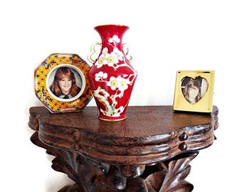 Small Vintage Japanese Porcelain Urn/ Miniature China Vase from Japan
