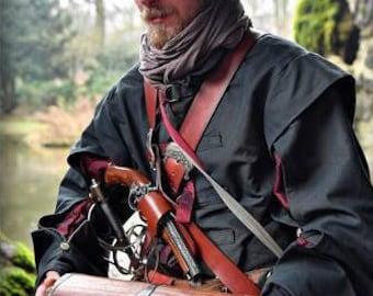Veste pirate / corsaire , veste médiévale fantasy