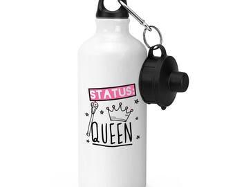 Status: Queen Sports Bottle