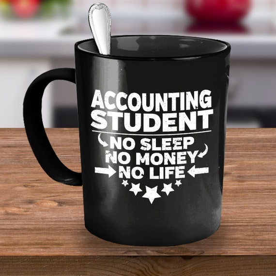 Accounting Student Coffee Mug