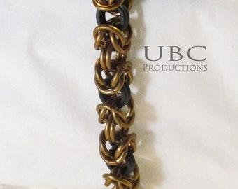 Byzantine stretch bracelet