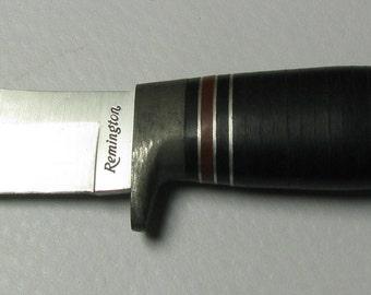 Remington USA RH-50 UMC Fixed Blade Bowie Knife