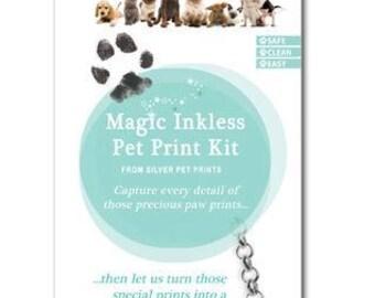 Paw Print kit (Inkless)