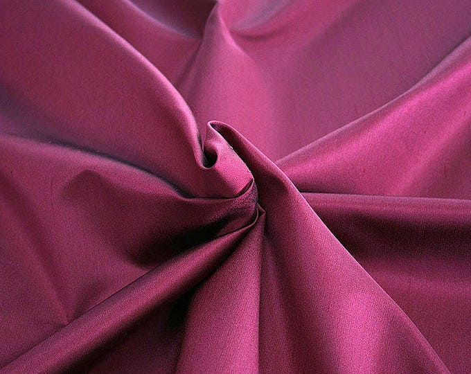 236105-Shantung Natural silk 100%, width 135/140 cm, made in Italy, dry cleaning, weight 120 gr
