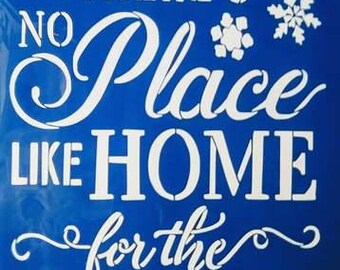 There is no place like home for the holidays