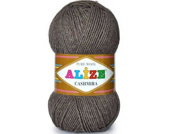 Alize Cashmira yarn Cashmira Wool Knitting yarn Wool shawl warp  Winter yarn Blend wool Wool yarn Acrylic yarn Crochet yarn Blend yarn
