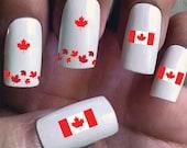 Canada - Water Slide Nail...